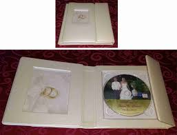 Photo Albulm Wedding Dvd Presentation Album