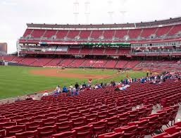 Great American Ball Park Section 111 Seat Views Seatgeek