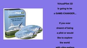 virtual pilot 3d games 2016