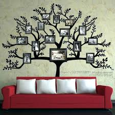family frames wall decor new array black wooden opening collage picture frames for home wall decoration