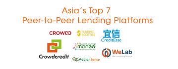 peer to peer lending. Wonderful Peer Asiau0027s Top 7 PeertoPeer Lending Platforms To Peer N