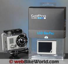 <b>GoPro BacPac</b> Review - webBikeWorld