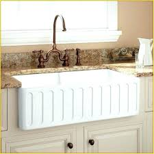Farmhouse Sink Faucets Faucet Recommendation Top Mount Sinks Home Depot Kitchen