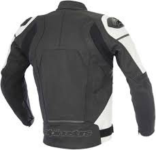 2016 alpinestars core airflow leather jacket street bike