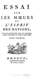 religious liberty leads to tyranny walid shoebat voltaire essay on universal history the manners and spirit of nations