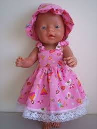 BABY BORN DOLLS CLOTHES PINK SUMMER OUTFIT WITH PRINCESSES ON IT 1701 Best dolls clothes images in 2019 | Baby doll clothes, Doll