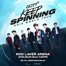 Got7 Rod Laver Arena