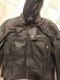 harley davidson aur 3 in 1 leather jacket for in canoga park ca offerup