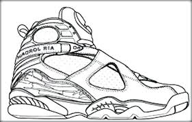 jordan shoes coloring pages printable coloring image jordan coloring book jordan shoes coloring pages home