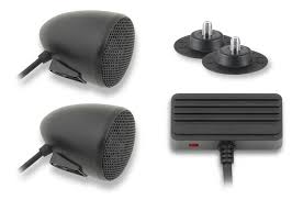 sound system kit. sportbike amplified motorcycle sound system kit