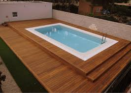 Above ground pools with decks (42 BEAUTIFUL EXAMPLES) - an essential guide  for those