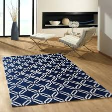 solid navy blue area rug rugs and white polka dot