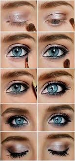 makeup tutorials for blue eyes makeup ideas will show you the best colors to create soft