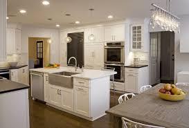 White Transitional Kitchens White Transitional Kitchen With Old World Appeal Bo Li Hgtv White