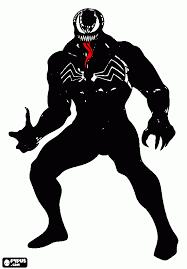 Disegni Da Venom Venom Da Stampare