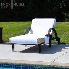 outdoor chaise lounge covers for best and newest linum home textiles cl00 swp standard