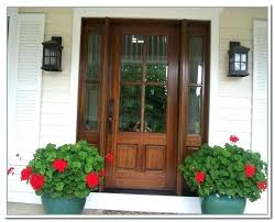 replace glass panels in front door entry door with glass wooden front doors with glass panels