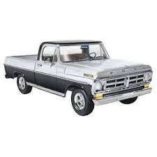 Moebius Models 1972 Ford Sport Custom Pickup Truck Moe1220 for sale ...