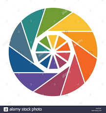 10 Pie Chart Pie Chart For Step By Step Processes 10 Colour Identical
