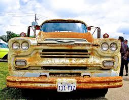 1959 Chevrolet Viking 40 Truck at Lonestar Round Up | ATX Car ...