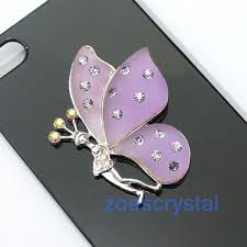 diy bling gold silver cell phone case decoden metal crystal cabochon deco kit