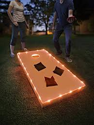 Amazon.com: Brightz, Ltd. Toss Brightz Cornhole LED Lighting Kit ...