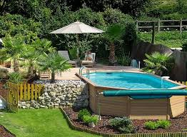 Small Picture 40 Uniquely Awesome Above Ground Pools with Decks Wooden decks
