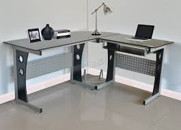 computer furniture home. Sentinel WestWood L-Shaped Corner Computer Desk PC Table Home Office Study CD11 Black Furniture I