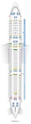 Airbus A330 302 Seating Chart Seatguru Seat Map Iberia Seatguru