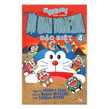 Combo Đội quân Doraemon Đặc Biệt (12 Tập) - Truyện Tranh, Manga, Comic Tác  giả Fujiko F Fujio