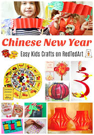 Many people clean their homes to welcome the spring festival. Easy Chinese New Year Crafts Ideas For Kids 2021 Red Ted Art