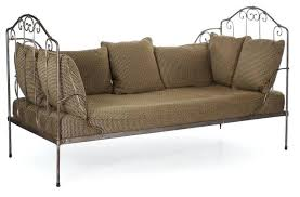 daybed sofa consigned french wrought iron antique daybed sofa daybeds by ltd daybed sofa trundle