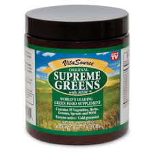 supreme greens with msm