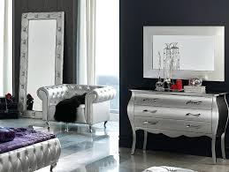 black and silver bedroom furniture. Silver Bedroom Furniture Black And T Set E