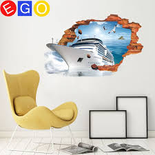 Small Picture 21 best 3D Home decoration wall stickers bedroom living room study