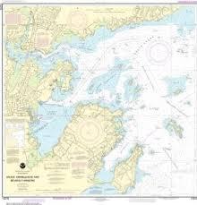 Oceangrafix Noaa Nautical Chart 13276 Salem Marblehead