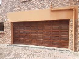 wood double garage door. Wooden Double Garage Wood Door R