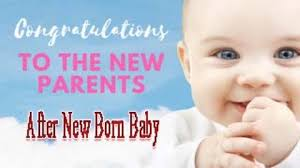 Congratulate On New Baby Congratulations Message For Becoming First Time Parents For Newborn Baby