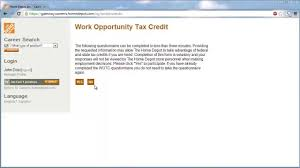 the home depot application online video the home depot application online video