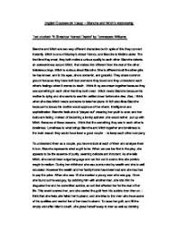blanche and mitch s relationship in a streetcar d desire by  page 1 zoom in