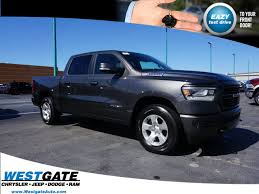 CERTIFIED PRE-OWNED 2019 RAM ALL-NEW 1500 BIG HORN/LONE STAR 4WD