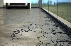 paint concrete floorsTypes of Concrete Floor Coats  How To Build A House