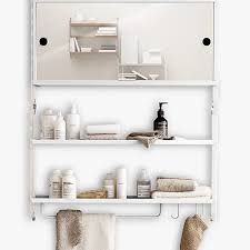 shabby chic bathroom cabinets