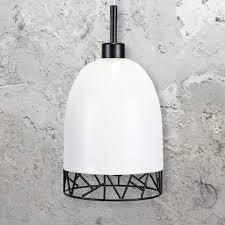 geometric pendant lights copper geometric pendant light