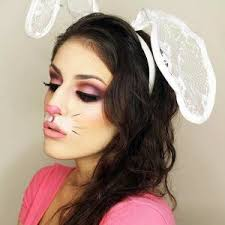 Small Picture Best 25 Bunny makeup ideas on Pinterest Deer face paint Bunny