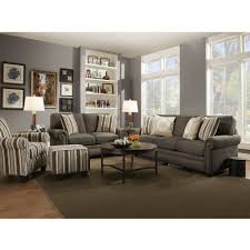 Living Room Furniture Sofas Swan Living Room Sofa Loveseat Dark Stone 97b Living