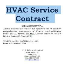 This maintenance contract template is available for use on upcounsel. Hvac Service Contract Form Template Doc Sample Contracts