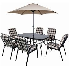 6 seater patio furniture set luxury garden dining table 6 seater dining table and chairs