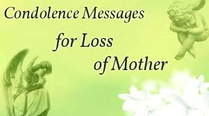 Condolence Messages For Loss Of Mother Short Sympathy Message ...