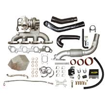 DTS Turbo Kit Suits Toyota Hilux 5LE 3.0L Includes Rapid Chip ...